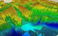 Crowdfunding for LiDAR point-cloud data integration in QGIS