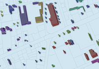 QGIS Crowdfunding: 2.5D Rendering of buildings/polygons