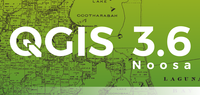 Release of QGIS version 3.6 Noosa