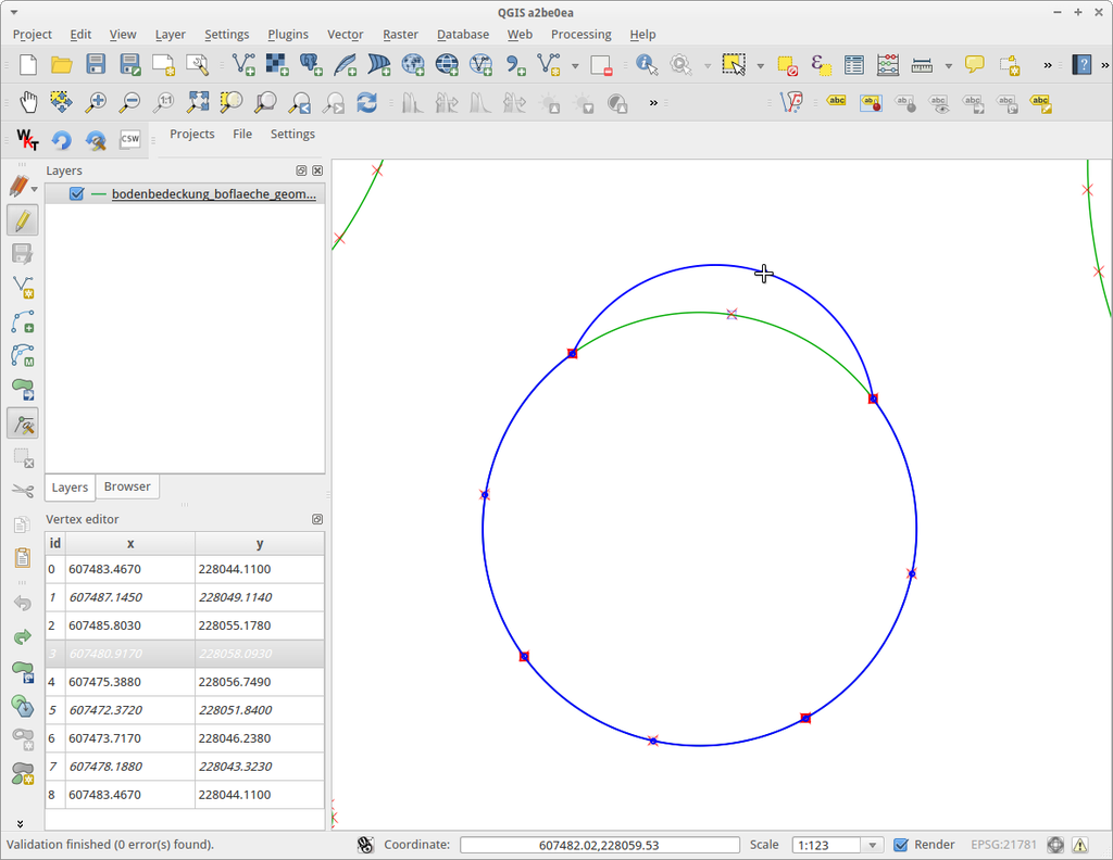 Support of 2 projects: Circular Arcs in OGR Interlis and SQL compiler