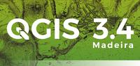 Sortie de QGIS 3.4 Madeira