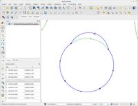 Soutien de 2 projets: Arcs de cercle dans OGR Interlis et Compilateur SQL
